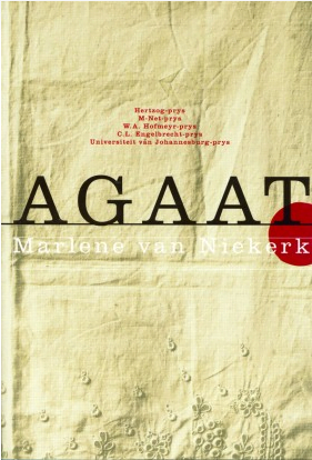 Agaat book image