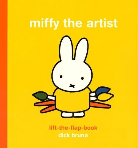 miffy the artist lift the flap book
