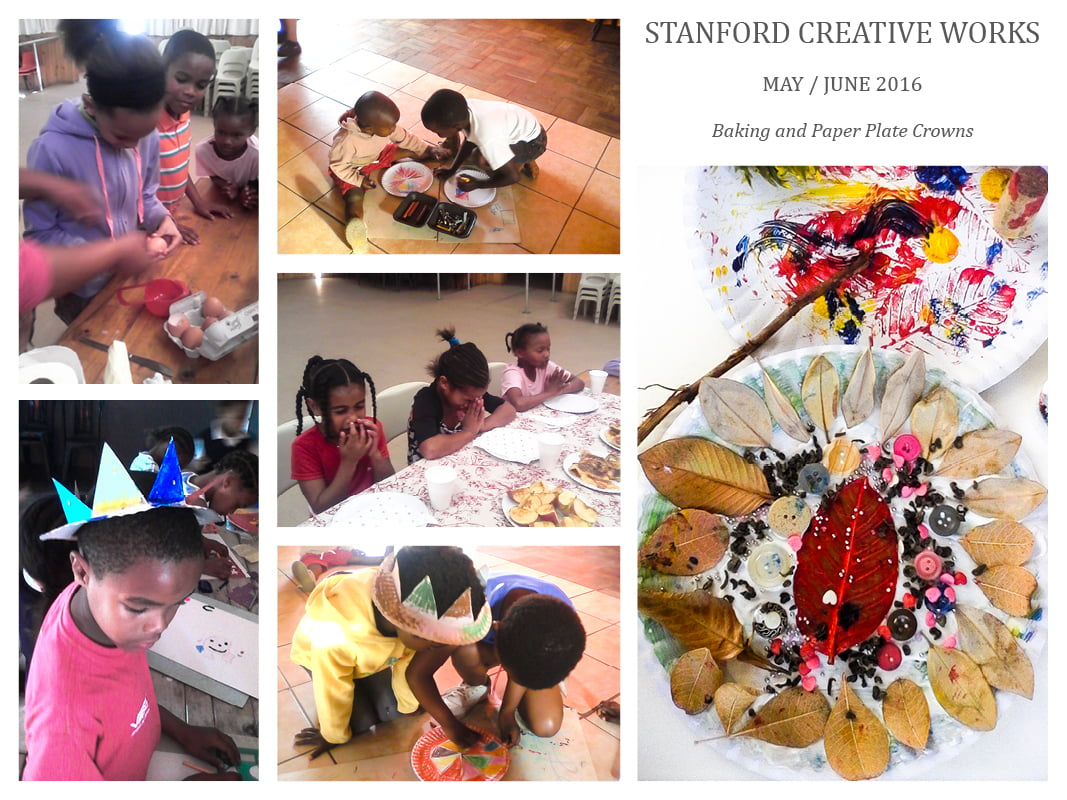 Stanford Creative Works May / June 2016