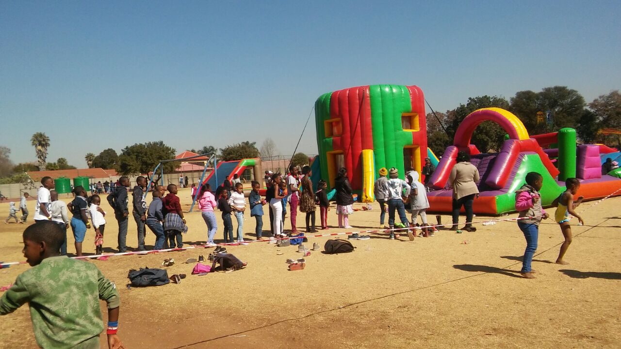 Family Day with Local Schools in Kempton Park