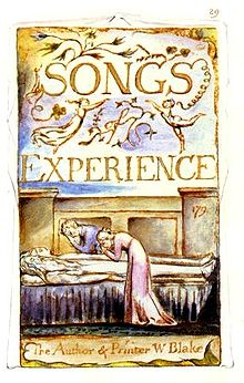 Christmas Wishlist: Blake's Songs of Innocence and of Experience