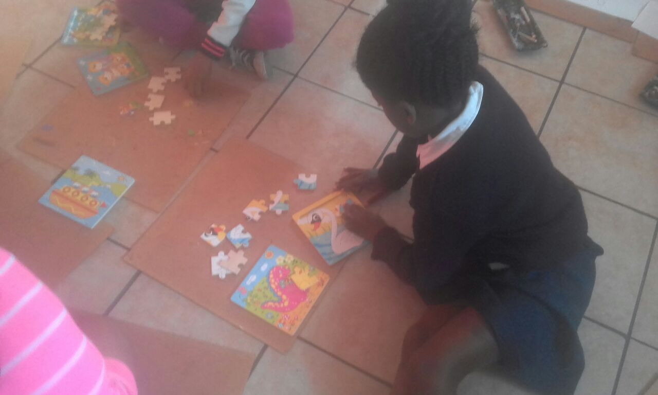 Building puzzles, building skills at Stanford Creative Works