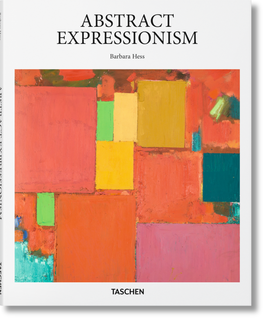 Abstract expressionism by Taschen