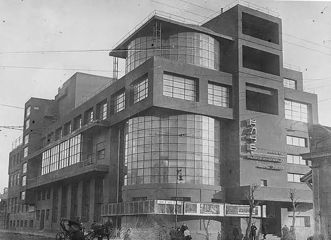 Saturday Talk at 151: Constructivism in Russia from 1910s to 1930s
