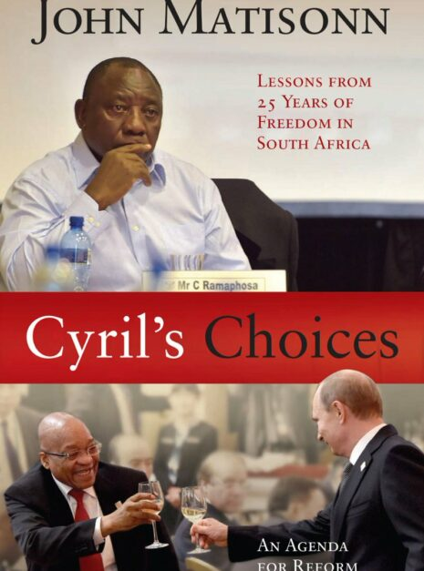 Matisonn_Cyrils Choices_Book Cover