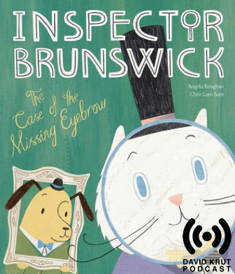 TATE Children's Book Reading | Inspector Brunswick: The Case of the Missing Eyebrow | Chris Lam Sam & Angela Keoghan