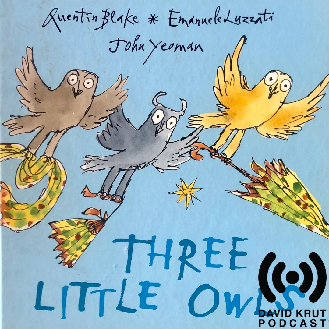 TATE Tuesday Podcast | Children's Book Reading | Three Little Owls