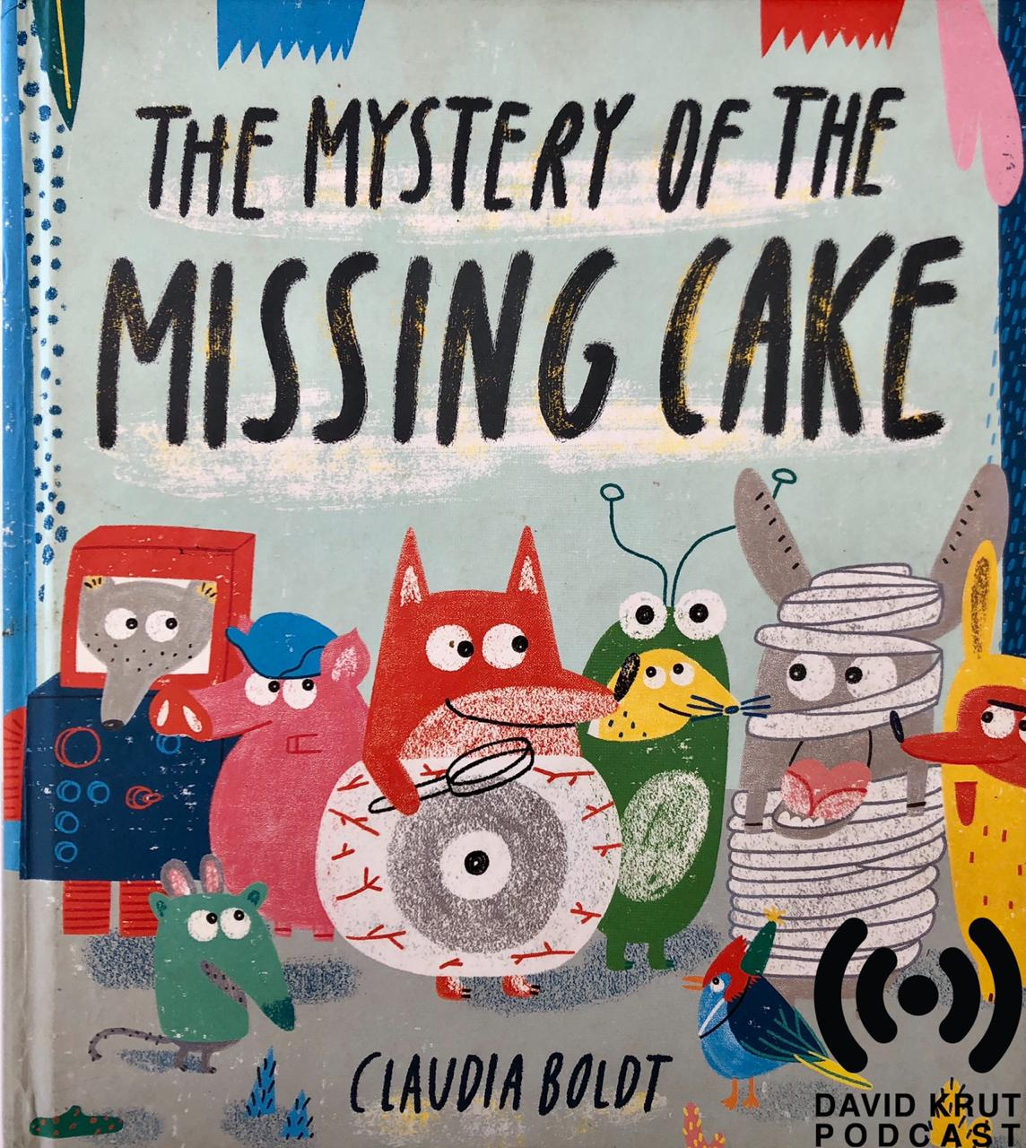 TATE Children's Reading | The Mystery of the Missing Cake, by Claudia Boldt