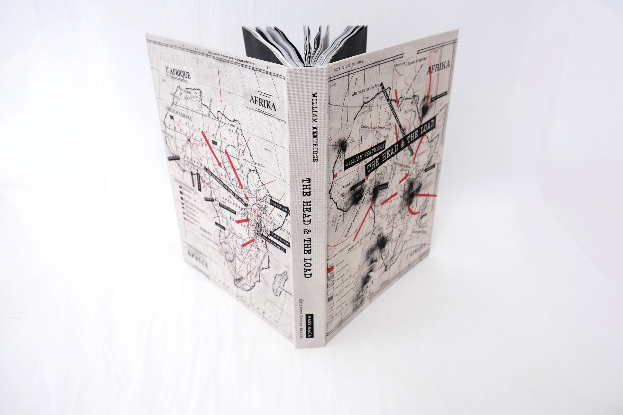 NEW ARRIVALS: WILLIAM KENTRIDGE