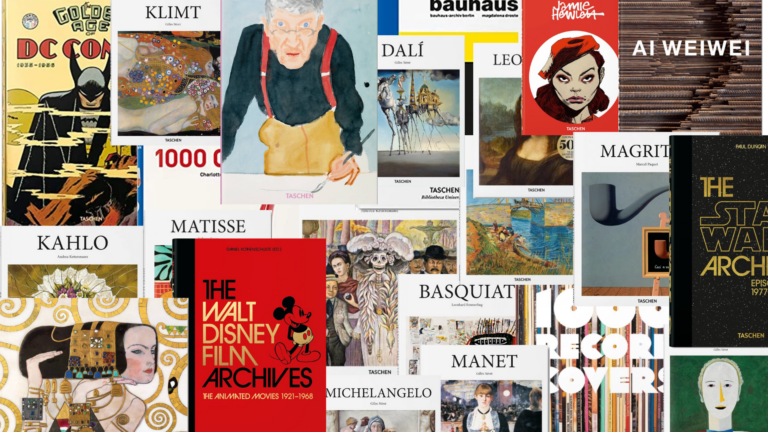 David Krut Book Club: Taschen New Arrivals And Packages